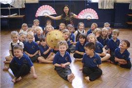Cultural Education at Coalbrookdale School