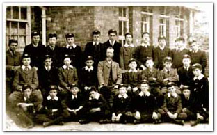 Coalbrookdale Staff and Pupils in the past