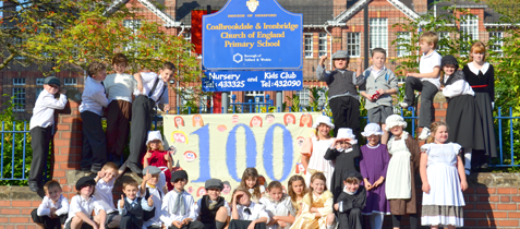 Over 100 Years of Coalbrookdale & Ironbridge School
