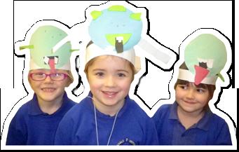 Children Starting at Coalbrookdale School